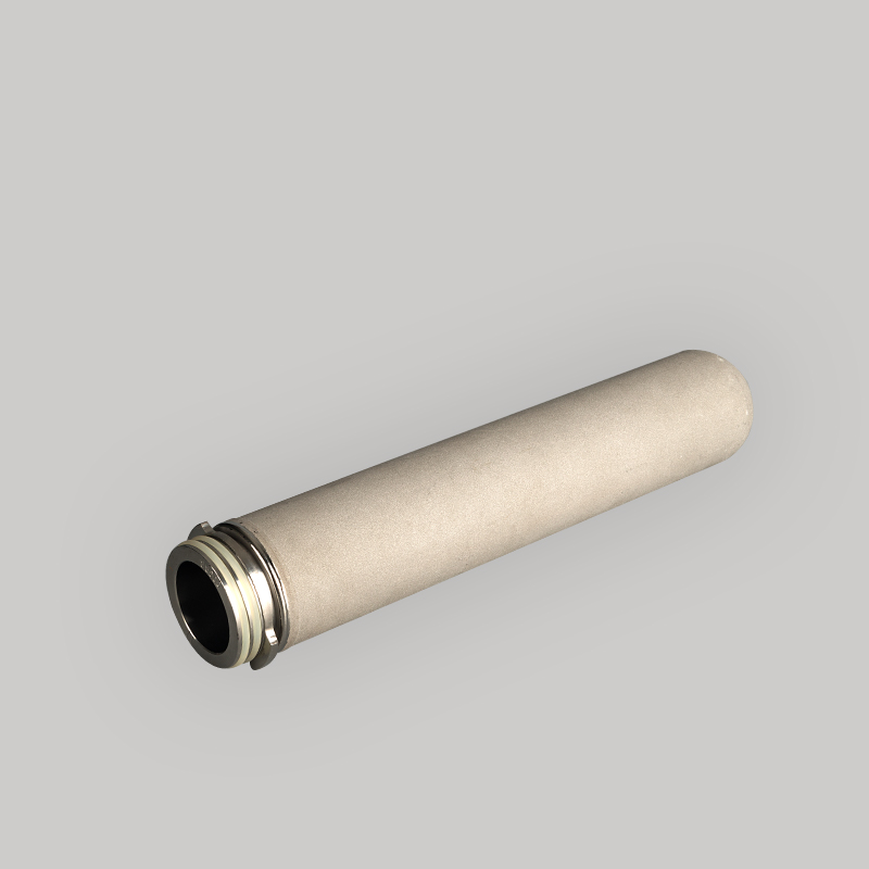 Titanium Porous  Filter Cartridges
